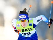 Im Halbfinal als letzte Schweizerin gescheitert: Laurien van der Graaff (Bild: KEYSTONE/GIAN EHRENZELLER)