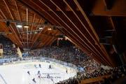 Attraktives Turnier: Welches Schweizer Team wird 2019 zum Spengler-Cup eingeladen?(Bild: Gian Ehrenzeller/Keystone (Davos, 26. Dezember 2018))