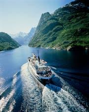 Norwegens Küste entlang. (Bild: Getty)