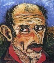Antonio Ligabue, Selbstporträt. (Bild: Keystone)