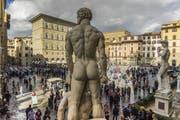 Vom Massentourismus besonders betroffen: das malerische Florenz. (Bild: Guido Cozzi/Getty)