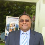 Der indische Botschafter Sibi George besuchte die Meru in Seelisberg. (Archivbild: PD)