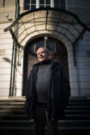 Dirigent Robert Jud: Seit 25 Jahren Garant für anspruchsvolle Orchesterarbeit mit Laien. (Bild: Benjamin Manser)