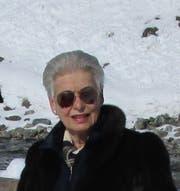 Die vermisste Eva Kilchenmann. (Bild: Luzerner Polizei)