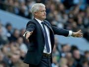 Mark Hughes ist nicht mehr Trainer von Southampton (Bild: KEYSTONE/EPA/NIGEL RODDIS)