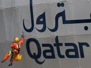 Abgeseilt: Katar steigt wegen des Streits mit Saudi Arabien aus dem Ölkartell Opec aus. (Bild: KEYSTONE/AP/KAMRAN JEBREILI)