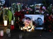 Trauerort in Kopenhagen für Louisa and Maren aus Dänemark und Norwegen, die in Marokko höchst wahrscheinlich Opfer eines Terroraktes geworden sind. (Bild: KEYSTONE/EPA RITZAU SCANPIX/THOMAS SJOERUP)