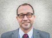 Der Steckborner Stadtpräsident Roger Forrer. (Bild: Andrea Stalder)