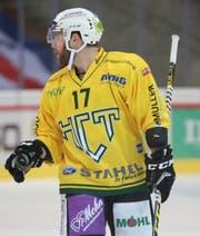 Nach sieben Siegen in Folge auf fremdem Eis setzte es für Kenny Ryan und den HC Thurgau am Sonntag in der Ajoie mal wieder eine Niederlage ab. (Bild: Mario Gaccioli, Kloten, 22. September 2018)