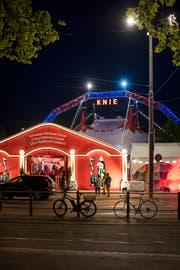 2019 feiert der Zirkus Knie seinen 100. Geburtstag. (Bild: KEY/Christian Beutler)