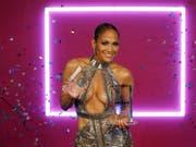 Die US-Sängerin Jennifer Lopez will ein gutes Vorbild für ihre Kinder sein. (Bild: KEYSTONE/AP/WILFREDO LEE)