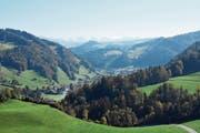 Im Neckertal könnte 2019 ein Schritt in Richtung Gemeindefusion getan werden. (Bild: Urs M. Hemm)
