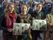 In der Nacht auf den vergangenen 17. Dezember sind im Süden von Marroko eine dänische Studentin und ihre norwegische Freundin umgebracht worden. Im Zuge der Ermittlungen wurde der Schweizer verhaftet. (Bild: KEYSTONE/EPA/JALAL MORCHIDI)