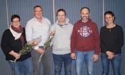 Im Kirchenrat Attinghausen sind mit Nadia Zurfluh (von links), Hanspeter Loretz, Philippe Waridel, Peter Stadler und Priska Walker einige Wechsel zu verzeichnen. (Bild: PD)