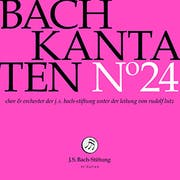 Bach Kantaten Nr. 24. J. S. Bach-Stiftung; Chor & Orchester der J. S. Bach- Stiftung, Ltg. Rudolf Lutz;