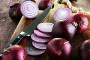 Zwiebeln sind fester Bestandteil der türkischen Küche. (Bild: PD)