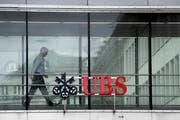 Empfindlicher Verlust von Kundendaten bei der UBS. (Bild: Ennio Leanza/Keystone Zürich, 22. Januar 2018)