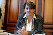 SP-Fraktionschefin Cornelia Komposch. (Bild: Nana do Carmo)