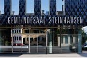 Gemeindesaal Steinhausen Dreiklang(Bild: Stefan Kaiser (Steinhausen, 26. September 2018))