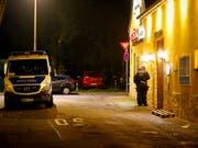Razzien gegen die 'Ndrangheta fanden auch in Deutschland statt. (Bild: KEYSTONE/EPA/SASCHA STEINBACH)