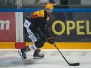Bleibt zwei weitere Saisons beim HC Lugano: der Kanadier Maxim Lapierre (Bild: KEYSTONE/TI-PRESS/PABLO GIANINAZZI)