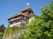 Das Schloss Frauenfeld. (Bild: PD)