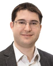 Mike Bacher, Kantonsrat und Historiker.