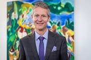 Marcel Perren, Tourismusdirektor von Luzern. (Bild: Philipp Schmidli, 10. August 2017)