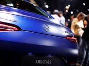 Der deutsche Autobauer Daimler hat im November mehr verkauft als noch vor einem Jahr. (Bild: KEYSTONE/EPA EFE/MARCELO CHELLO)