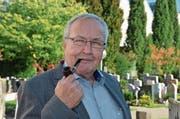 Manfred Frei tritt als Präsident der Katholischen Kirchgemeinde Diepoldsau-Schmitter per Ende Jahr zurück. (Bild: Monika von der Linden)