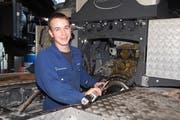 Die letzte Hürde für ein Ticket nach Kazan ist für den Automobil-Mechatroniker Damian Schmid der morgige Eurocup in Bern. (Bild: PD)