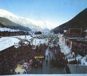 Der Arlbergtunnel wurde im Dezember 1978 für den Verkehr freigegeben. (Bild: Asfinag)