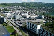 Der Geberkanton Zug (im Bild ein Blick über die Stadt) befürwortet den NFA-Kompromiss. (Bild: Stefan Kaiser (24. April 2018))
