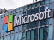 Microsoft steigt auf die Webbrowser-Technologie von Google um. (Bild: KEYSTONE/AP/MICHEL EULER)