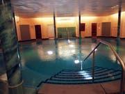 Das Römisch-Irische Thermalbad im Swiss Holiday Park in Morschach: Reka übernimmt das Ferien- und Freizeitresort und steigt damit ins Wellness-Segment ein. (Bild: KEYSTONE/MICHELE LIMINA)