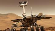 Der Mars-Rover «Opportunity» meldet sich nicht mehr. (Bild: Twitter/ NASAJPL)