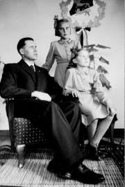 Vladimir Kukk, hier in einem undatierten Bild, gründete vor 65 Jahren die Estnische Gesellschaft der Schweiz. (Bild: PD)