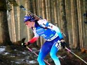 Elisa Gasparin rehabilitiert sich mit Platz in den Top 15 (Bild: KEYSTONE/EPA/ANTONIO BAT)