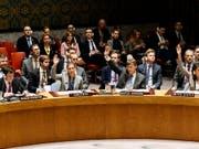 Die USA waren in diesem Jahr nicht erfolgreich, die Lage der Menschenrechte in Nordkorea im Uno-Sicherheitsrat erläutern zu lassen. (Bild: KEYSTONE/EPA/JUSTIN LANE)
