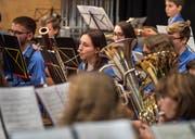 Frauenfeld TG - Winterkonzert 2018 der Jugendmusik Frauenfeld.