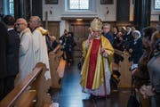 Der Churer Bischof Vitus Huonder. (Bild: Dominik Wunderli (Sachseln, 25. September 2018))