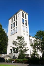 Die Lukaskirche in Luzern. (Bild: Isabelle Jost, 5. Juli 2017)