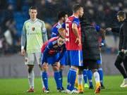 Die Stimmung im FC Basel ist derzeit angespannt (Bild: KEYSTONE/GIAN EHRENZELLER)