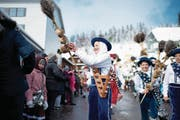 In Alosen treffen traditionelle Sujets auf Ausgefallenes und Aktuelles. (Bild: Maria Schmid (12. Februar 2018))