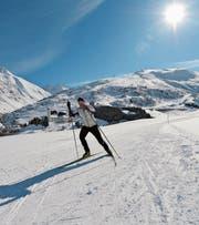 Der Tourismus wächst im Urserntal merklich – vor allem wegen des Wintersports. (Bild: PD (Februar 2013))