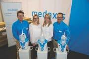 Team Medaxis (Bild: PD)