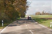 Bei der Blickensdorferstrasse in Baar sind Belagsarbeiten notwendig. (Bild Google Maps)