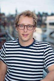 Grüne-Präsident Maurus Frey (35) aus Kriens. (Bild: PD)