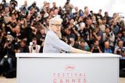 Das Filmfestival in Cannes wurde gestern mit der Komödie «Café Society» von Woody Allen eröffnet. (Bild: Keystone)