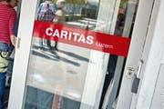 Der Kanton Luzern kann die Büros der Caritas an der Brünigstrasse 25 in Luzern übernehmen (Symbolbild). (Bild Pius Amrein)
